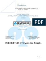MUTUAL FUND SBI.pptx