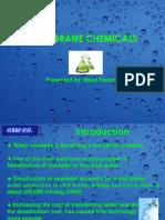 Membrane Chemical