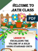 Math 4 Q4  Lesson 70.ppt