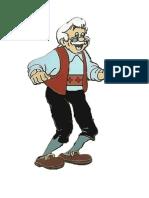 Pic Pinocchio