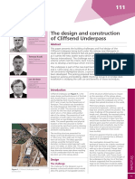 111 - The design and construction of Cliffsend Underpass.pdf