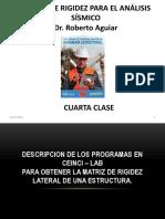 Análisis Sísmico Capi 2. Cuarta Clase.pdf