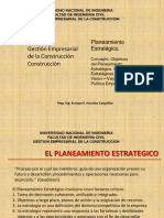Clase 3 - Gestión Estratégica - Ing Huaroto