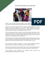 Kasus Kekerasan Perempuan Disabilitas Di Yogya Cukup Tinggi