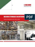 Catalog Gama Completa Produse Dexion
