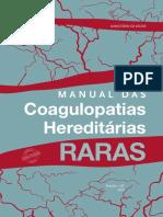 Manual Coagulopatias Hereditarias Raras