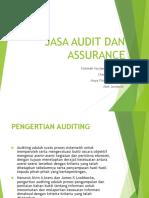 Jasa Audit Dan Assurance Kelompok 1