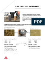 Diesel Oil Filtration - Why is It Necessary