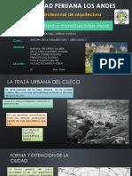 Arquitectura y Construcciones Inca Santi