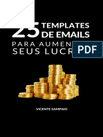 25 templates  marketing
