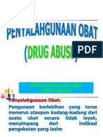 32. Penyalahgunaan Obat (Drug Abuse)