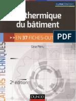 Thermique Du Batiment