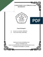MENGANALISIS ENZIM YANG TERDAPAT PADA DETERGEN.docx