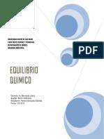 Informe 10 Equilibrio_quimico