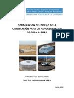 OPTIMIZACIÓN DEL DISEÑO DE LA CIMENTACIÓN PARA UN AEROGENERA.pdf