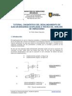 Tutorial Diagnostico de Desalineamiento Mediante Analisis de Vibraciones