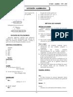 ALG - Guía 1 - División de Polinomios