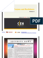 CEHv7 Module 06 Trojans and Backdoors.pdf