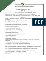 Decreto 61 de 2007