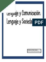 Dossier Final Lengua y Comunicacion