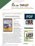 Oraculo Lenormand_ El Ancla - La magia del Tarot.pdf