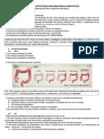 Gastro - Doenças Intestinais Inflamatórias Idiopaticas