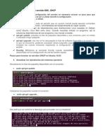 Levantar un servidor Dhcp en ubuntu 16.04