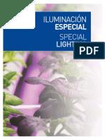 Iluminación Especial