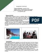 Raport Santorini Cebotari Luminita,  Ka1 Erasmus+ Tales, 2017-2019