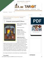 Oraculo Lenormand_ El Perro - La magia del Tarot.pdf