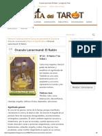 Oraculo Lenormand_ El Ratón - La magia del Tarot.pdf
