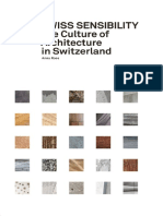 Swiss Sensibility The Culture of Architecture in Switzerland.pdf
