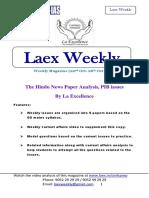 Lex weeky