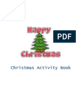 Christmas Activity Book Tests 112353