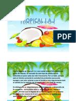Presentacion Tropical j.a.j