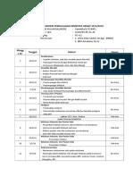 Silabus Genetika Genap 2015-2016