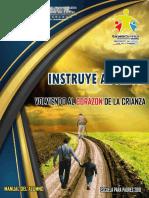 Instruye Al Niño 2018 Alumno Terminado 8 Agost