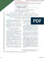IV Congresso Pan-americano - Revista Arquitetura e Construção