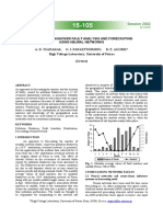 15_105_2002 - Análise de Falhas de Flashover de Poluição e Previsão Usando Redes Neurais