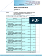 Vidrieria Garcia Propuesta 10 de Octubre 2018