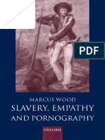 Marcus Wood - Slavery, Empathy, And Pornography (2003)