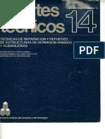 Técnicas de reparación y refuerzo de estructuras de hormigón armado y Albañilerías .pdf