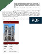 Amiens - Despre oras si monumente