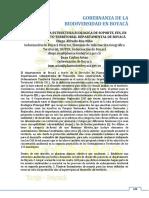 Elementos de La Estructura Ecologica de Soporte, Ees, En