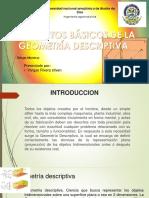 Conceptos Básicos de La Geometría Descriptiva por vargas