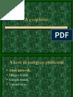 Növényvédo Szerek, Termésnövelő Anyagok Az Ökológiai Termesztésben 2012