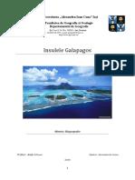 Biogeografie proiect