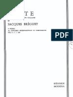 Breguet Suite