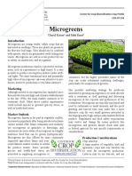 Guidelines for Growing Microgreens ECO City Farms