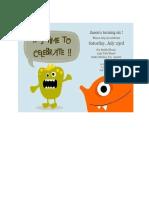 Invitation Card(Kartu Undangan)